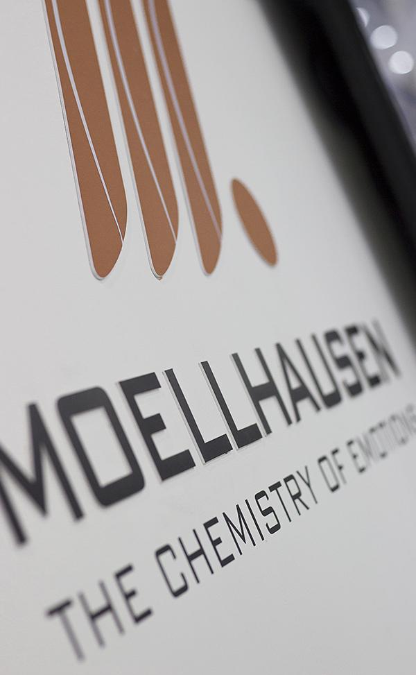 MOELLHAUSEN @ BEAUTYWORLD DUBAI WTC - ARVED SISTEMI MODULARI