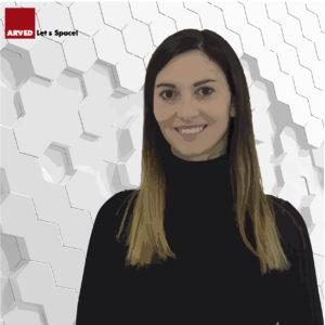 ALESSANDRA IANNOTTI @ ARVED TEAM