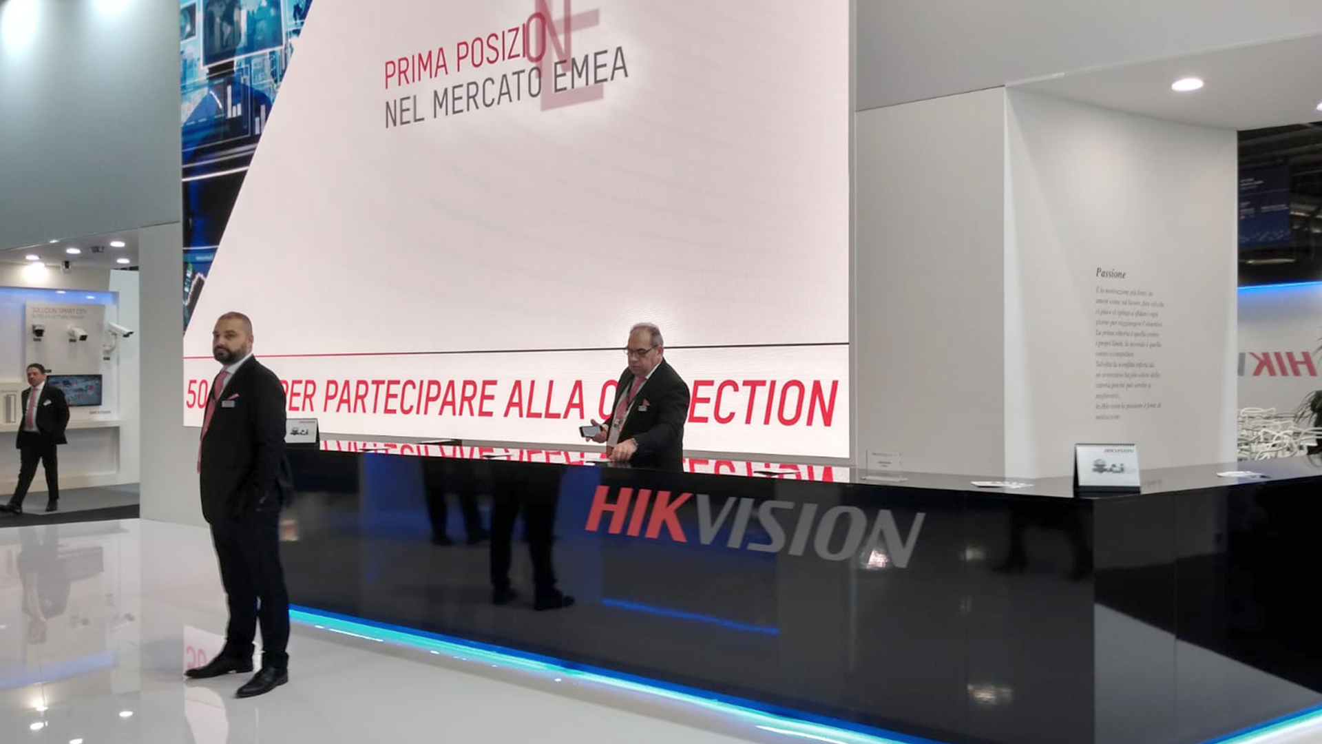 HIKVISION @ SICUREZZA - ARVED SISTEMI MODULARI